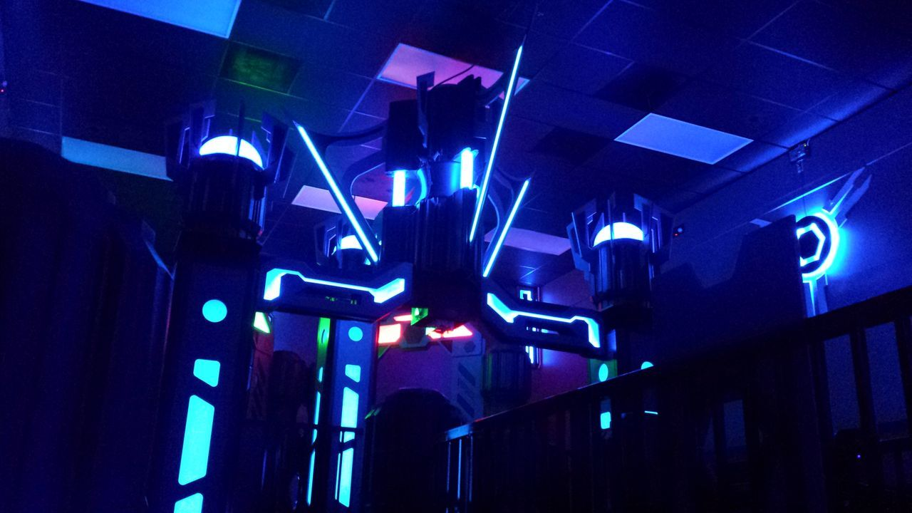 Lasertron Laser Tag Indoor Foto Bugil Bokep 2017