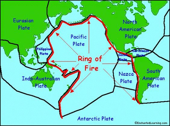 Fault lines in the world earthquake map all of these natural fault lines in the world earthquake map all of these natural gumiabroncs Gallery