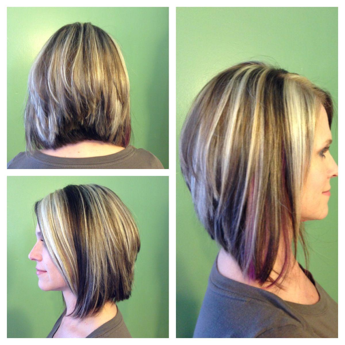 Long Tapered Swing Line Hair Styles Make Up Pinterest Hair