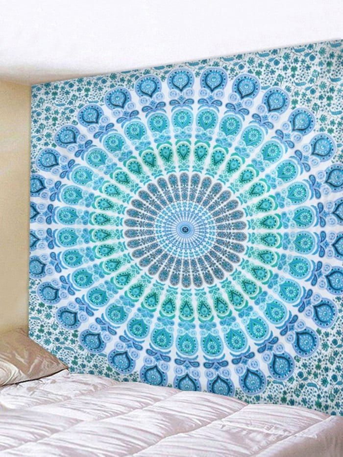 bohemian print bedroom wall hanging tapestry bedroom on walls coveralls website id=88256