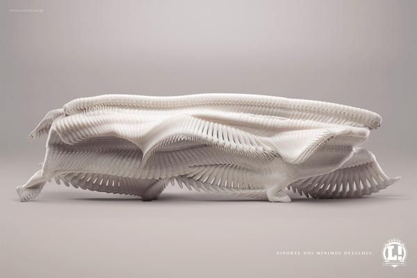 Lance! - All The Details of Sports by Fuze Image Maker, via Behance
