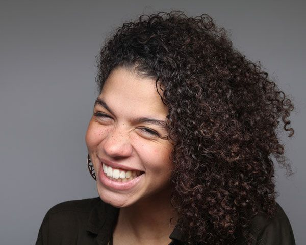 Natural Curly Styles For Black Hair: Natural Hair Styles For