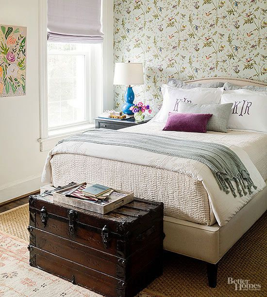 Bedroom Color Trends | Bauli e Arredamento