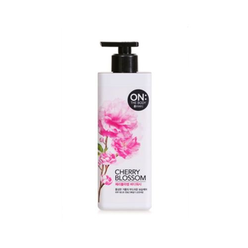 On The Body Cherry Blossom Body Wash Korean Natural Hydration