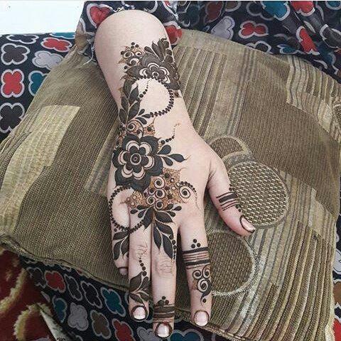 شرايكم الراعي الرسمي للحساب مجوهرات كهرمان للذهب Kahraman Gold Kahraman Gold حنه حناء حن Mehndi Designs Henna Designs Hand Unique Mehndi Designs