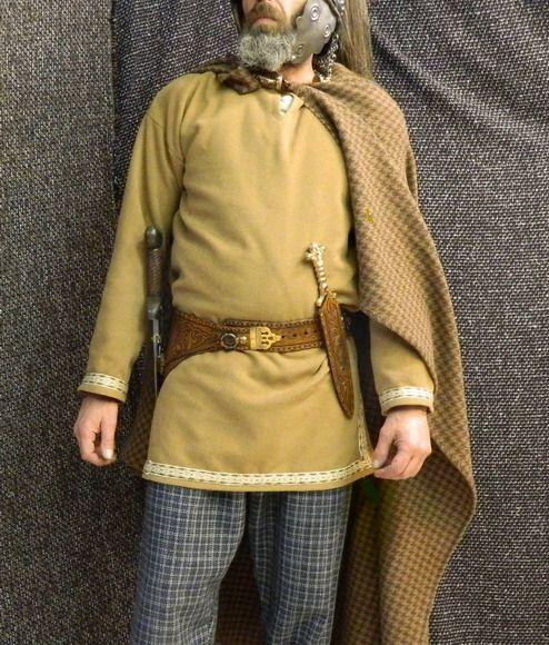 Favori Le cucullus (vêtement a capuchon) est un manteau celte Par rapport  OS46
