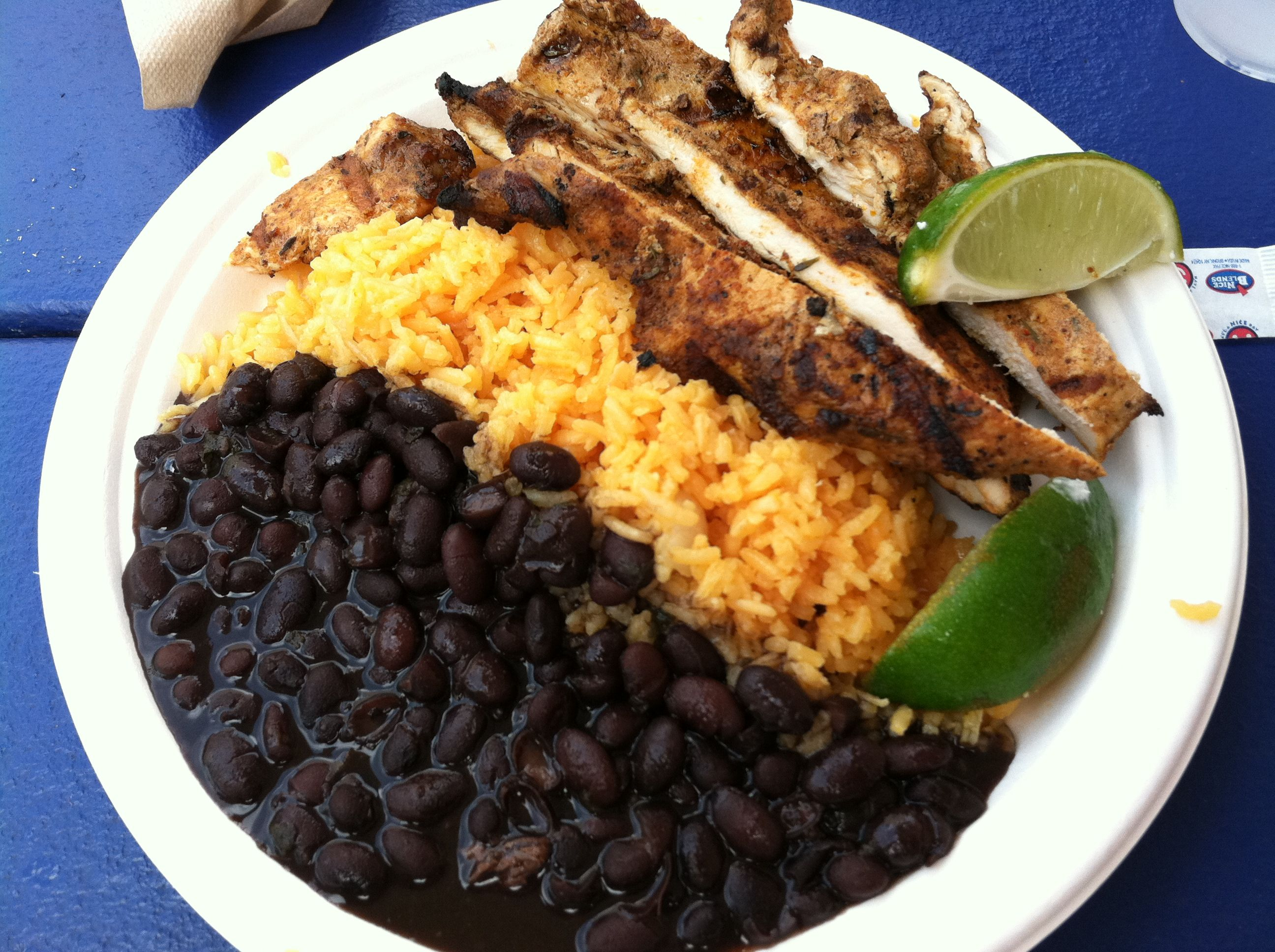 Cuban cuisine has been very influenced by the spanish