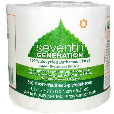 Seventh Generation Bath Tissue 2 Ply (60x500cnt )