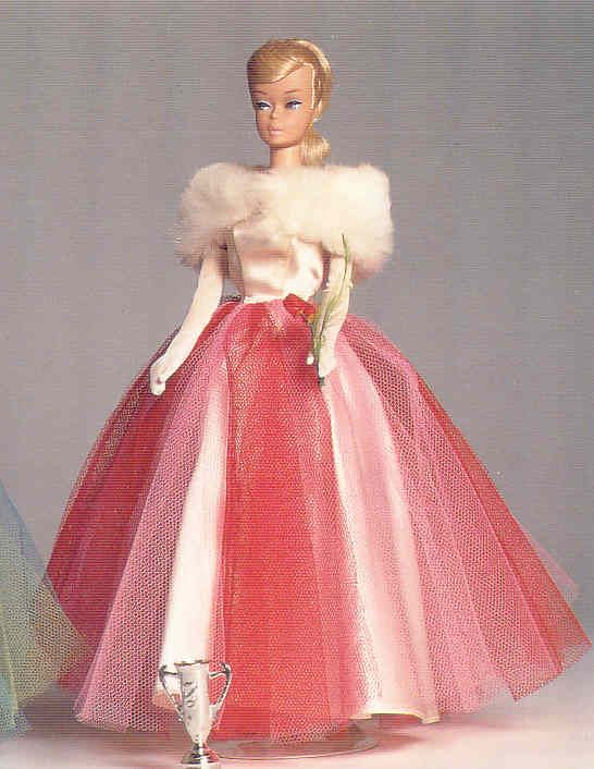 vintage barbie campus sweetheart   And another photo - just the outfit, this time: