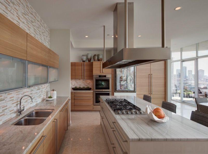 20 Fresh And Modern Kitchen Countertop Ideas Kitchen