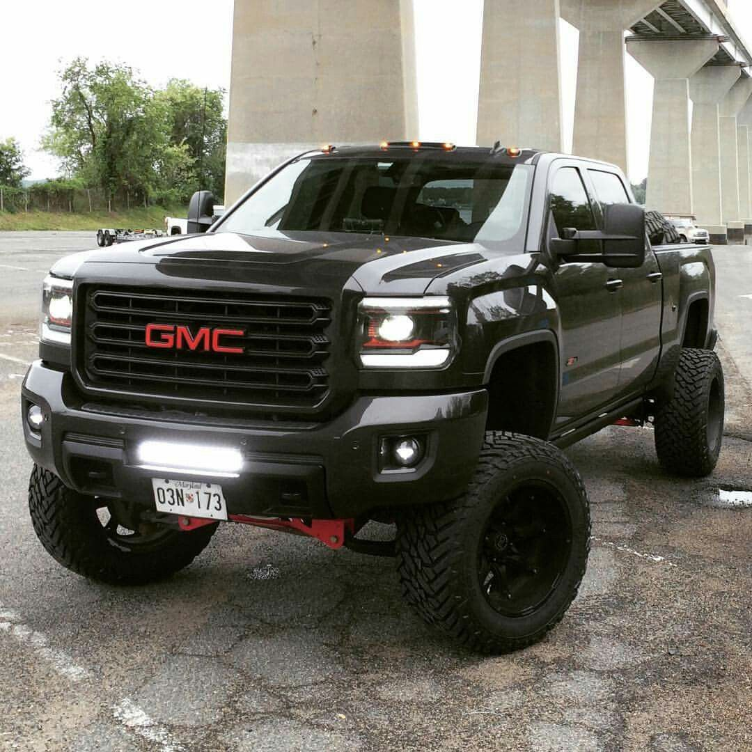 follow us to see more badass lifted diesel or gas trucks cummins duramax or powestroke we. Black Bedroom Furniture Sets. Home Design Ideas