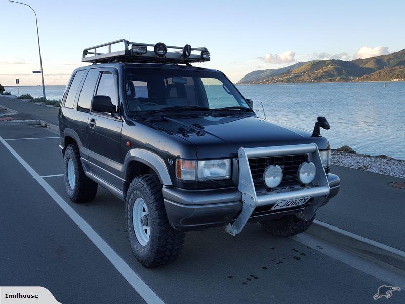 Isuzu Bighorn Irmscher Rs 1994 Trooper The Trooper Used Cars