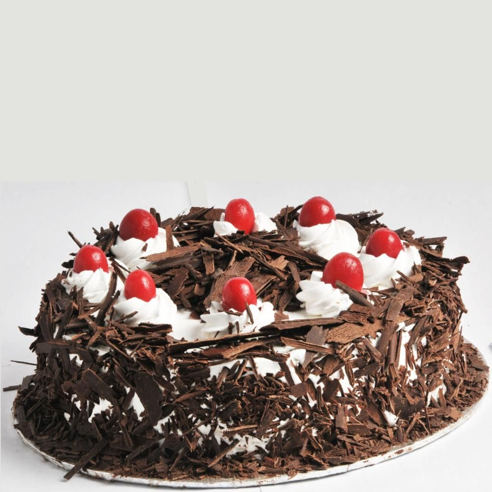Black Forest Is The Most Selling Cake In Bangalore And People Order Online Many Areas Like Marathahalli