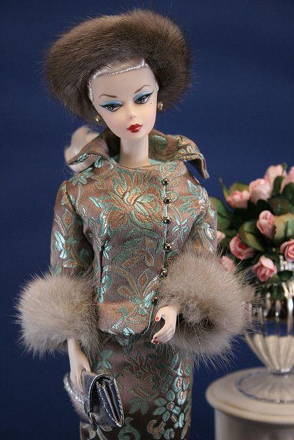 Barbie winter fashions
