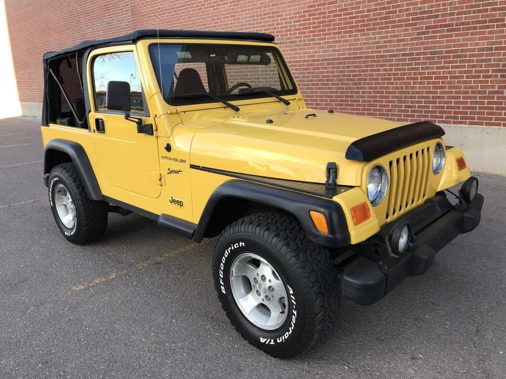 Used 1988 Jeep Wrangler For Sale in Cockeysville, MD