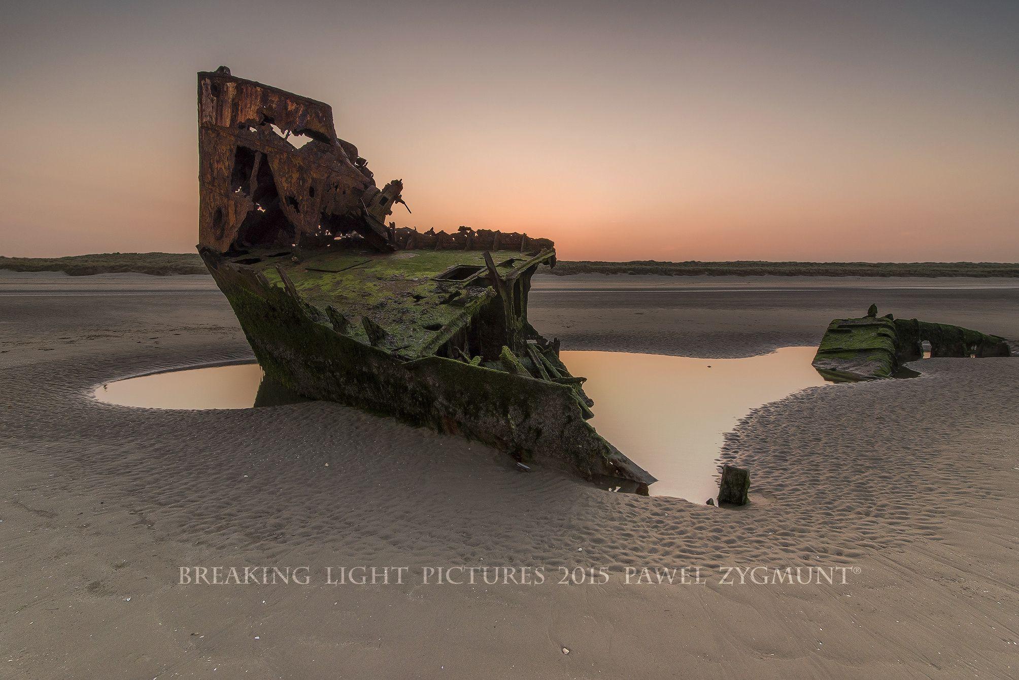 wreckage by Pawel Zygmunt on 500px