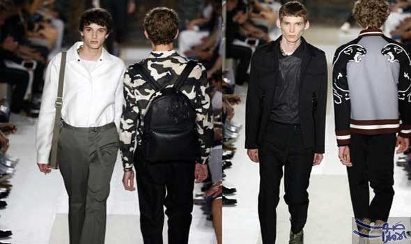 ماركة فالنتينو ت قد م مجموعتها الرجالية لربيع وصيف طرحت علامة الأزياء الإيطالية العالمية فالنتينو مجموعتها الجديدة للأزياء Winter Jackets Fashion Jackets