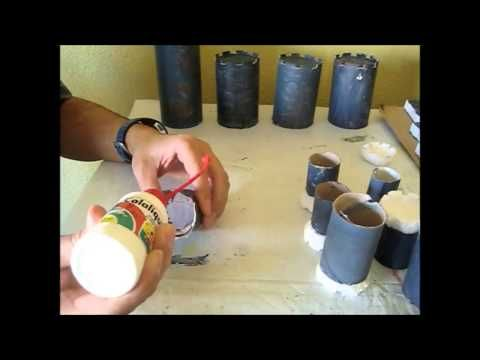Castillo medieval youtube manualidades pinterest - Manualidades castillo medieval ...