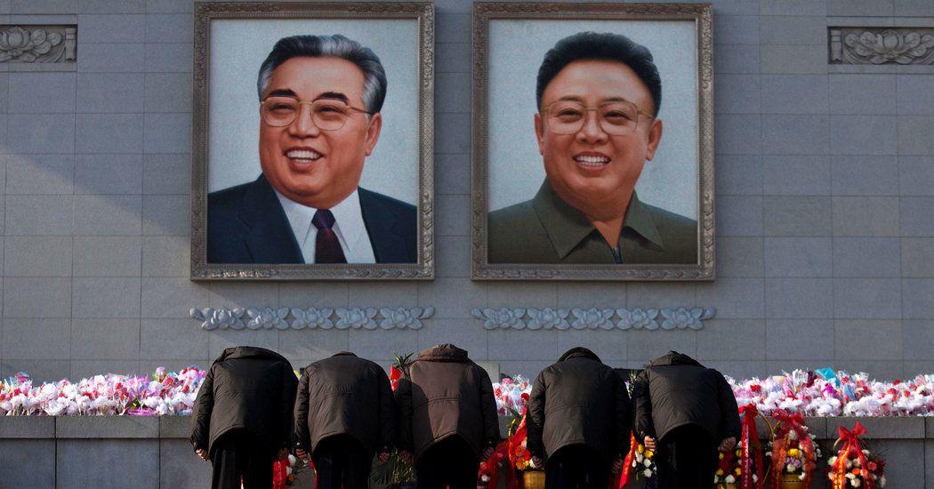 Opinion North Korea, Trump and Human Rights North