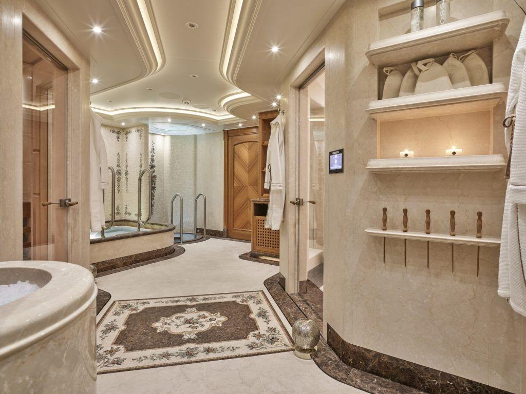 Top 5 Luxury Yacht Interiors By Winch Design Luxury Yacht
