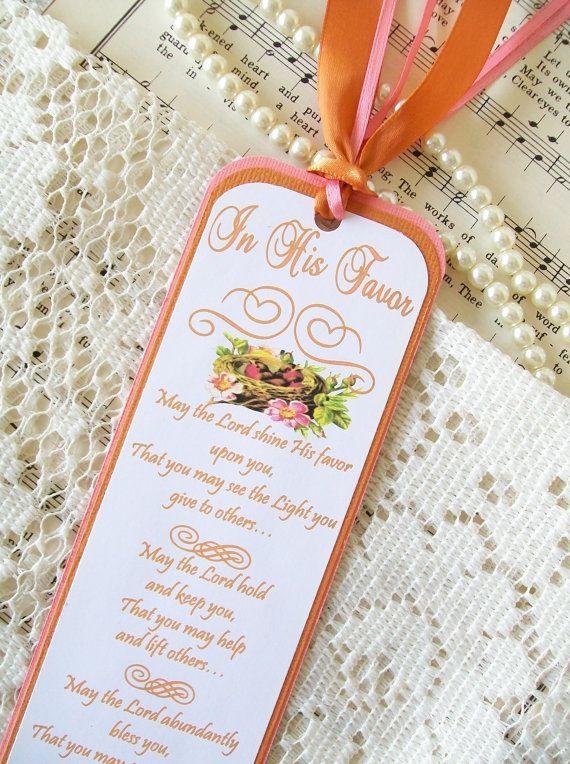 Bookmark Religious VintageInspired Bookmark The by PrayerNotes