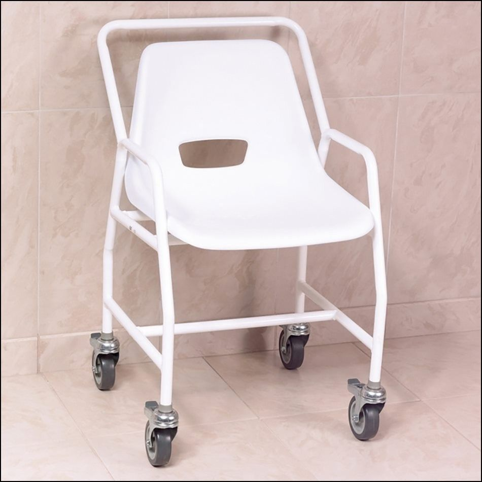 Wheeled Shower Chairs | Wheels - Tires Gallery | Pinterest | Shower ...