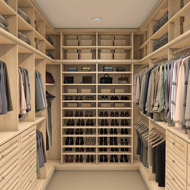 Custom Closets U0026 Custom Closet Design | The Container Store