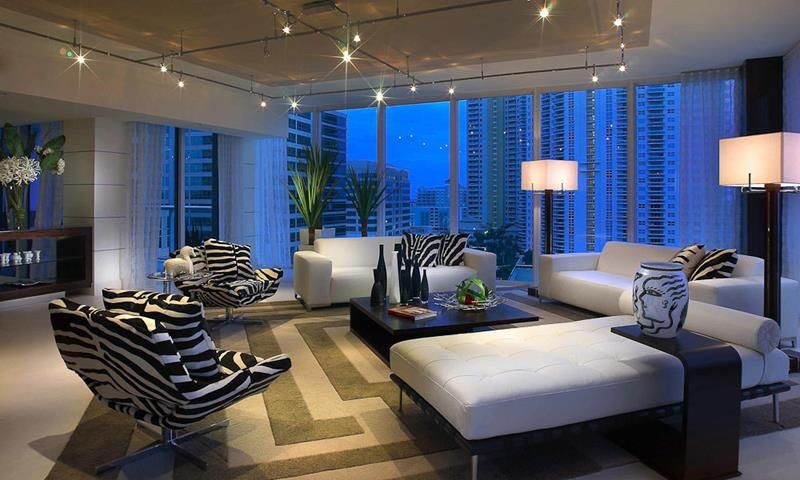 24 High Class Living Room Designs | Living Room Designs, Living Room Lighting, Contemporary Interior