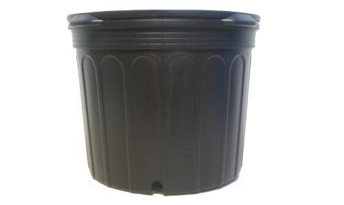 6 New Plastic Nursery 7 Gallon Trade Pot Actual Volume 5 8 Gallons By Nursery Supplies 39 33 These Are Blow Molded Pots Model C2800 Pot Dimensions 13