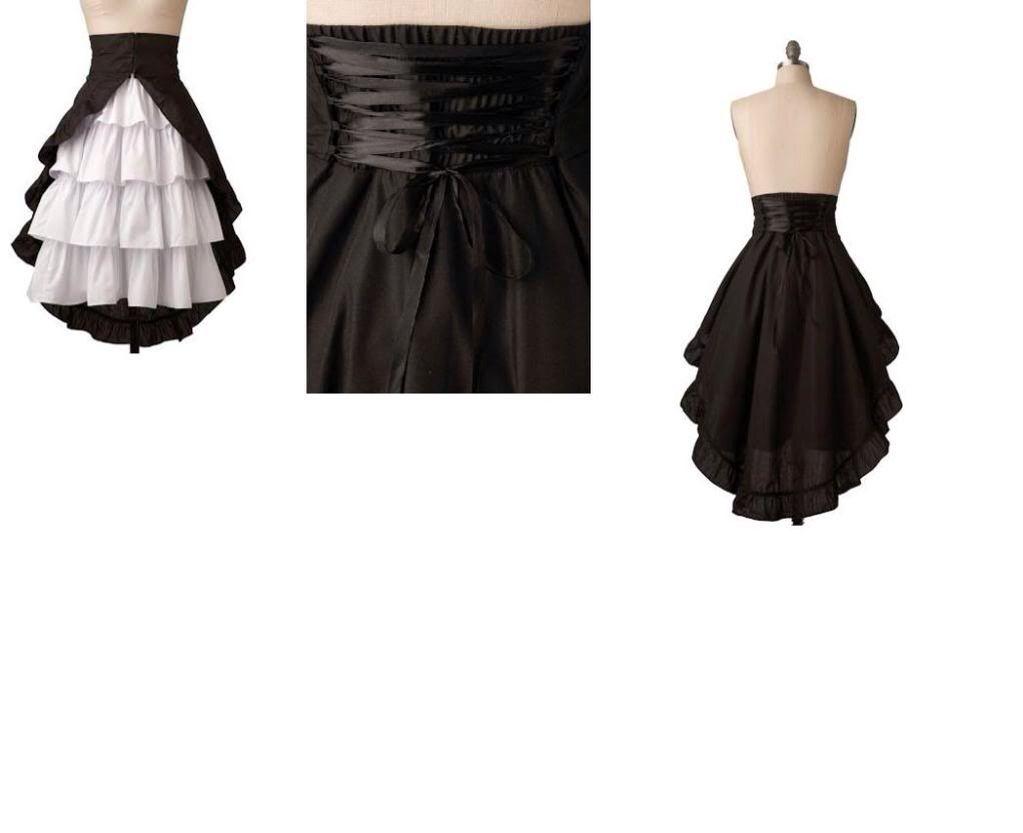 steampunk skirt mein 39 s pinterest kleidung n hen. Black Bedroom Furniture Sets. Home Design Ideas