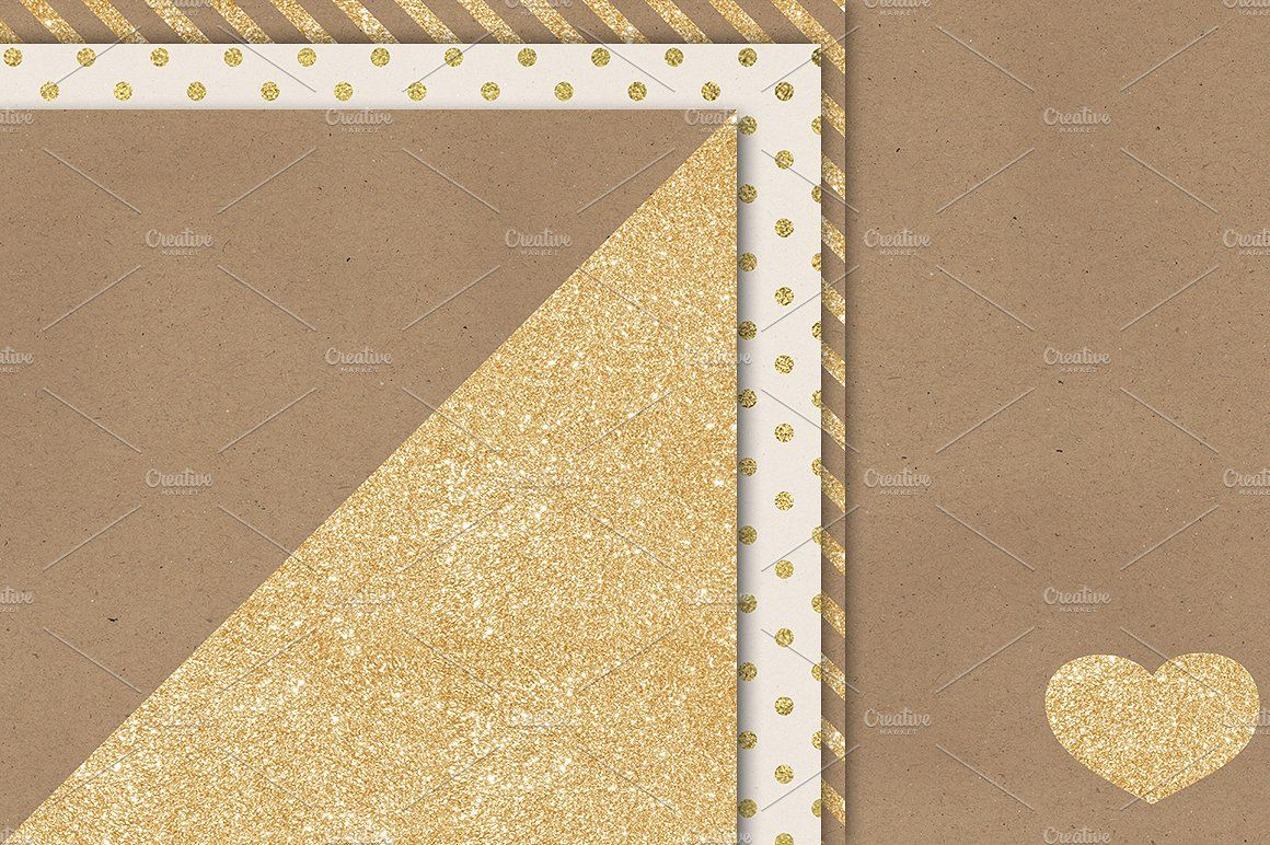 Kraft And Gold Textured Background Gold Texture Background Gold Texture Textured Background