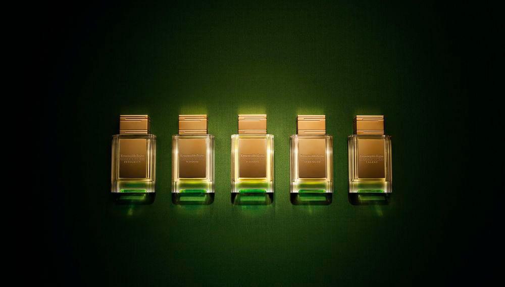 """Ermenegildo Zegna e a sua fragrância """"Elements of Man"""""""