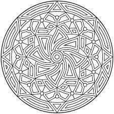 Resultado de imagen de mandalas celtas 32 mandalas para colorear y