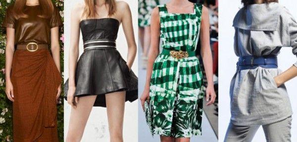Модные женские ремни 2014-2015 года | FaiBello