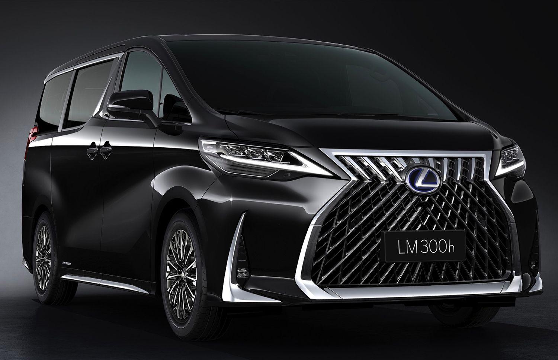 2020 Lexus LM300h Thai prices and specs ในปี 2020