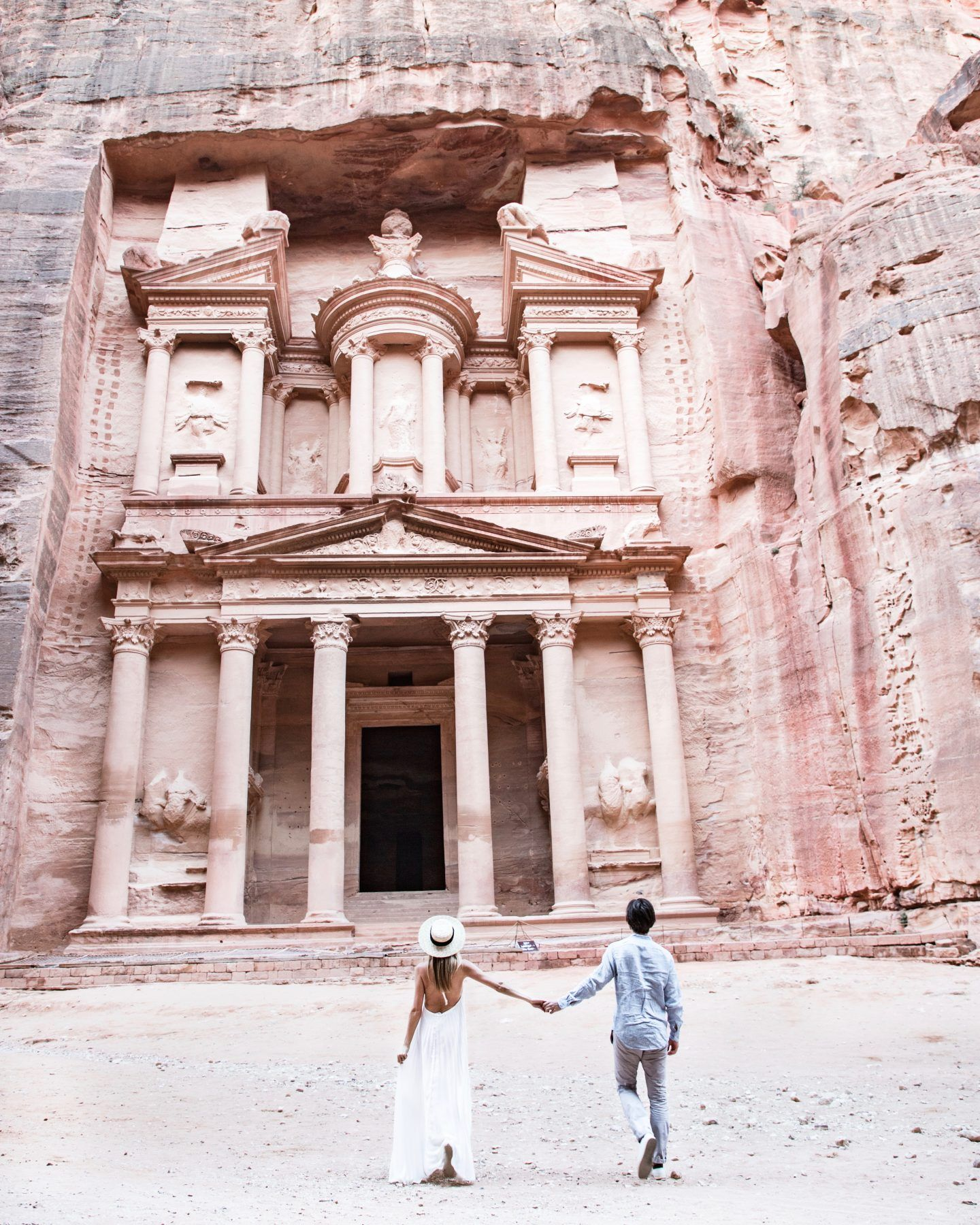 The Perfect Visit Of Petra With Images Petra Jordan City Of