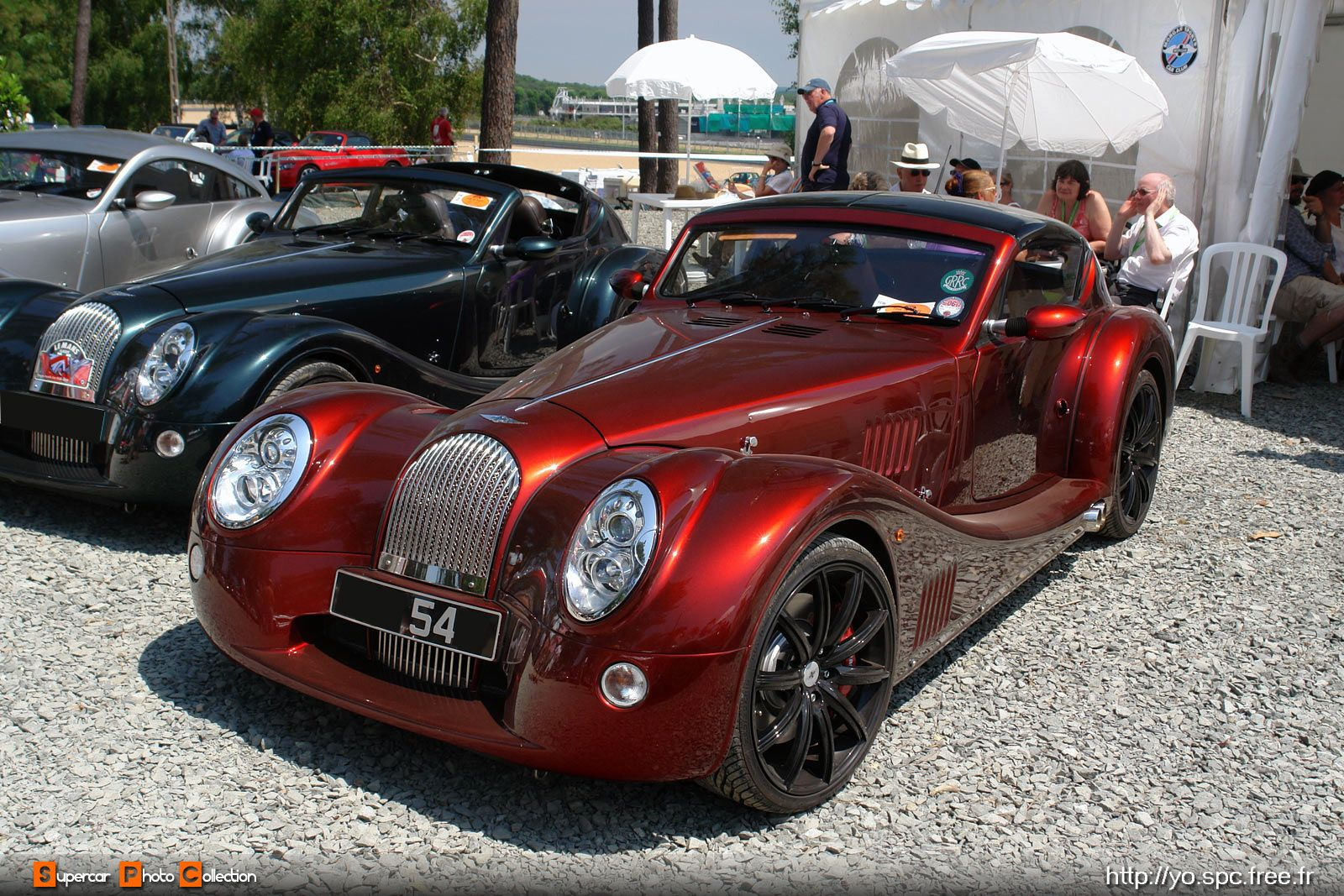 absolute perfection, the Morgan Aerospot, blend of the old, classic and new.