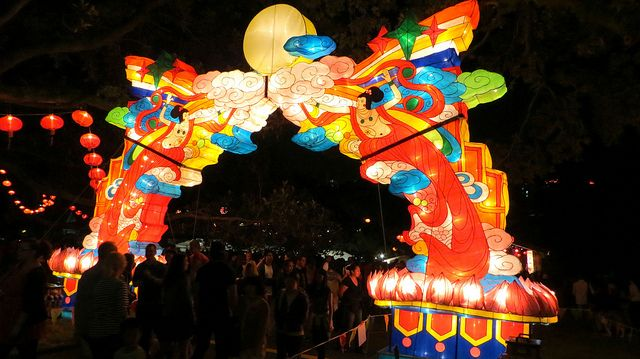 Chinese New Year celebration 2013 in #Auckland, #NewZealand