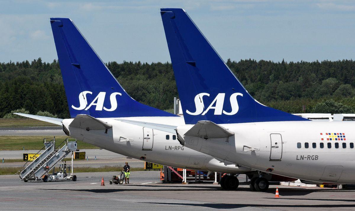SAS Passengers Must Wear Face Masks Throughout Summer in