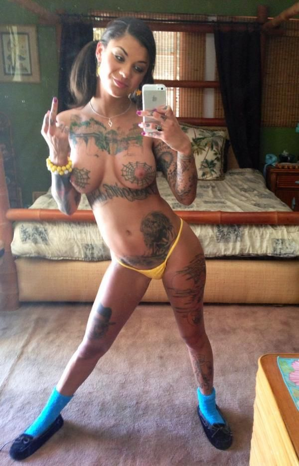 This is nuts! bonnie rotten is crazy!