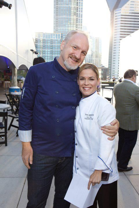 Chef Art Smith And Chef Cat Cora Two For The Price Of One Theyre