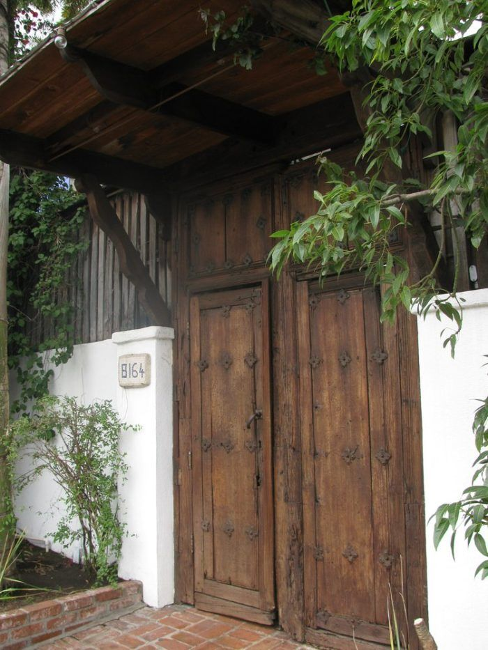 4. The Little Door -- West Hollywood