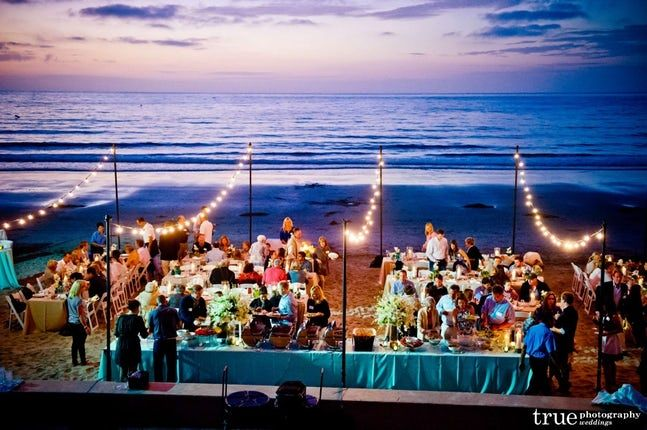 Weddings La Jolla Beach And Tennis Club