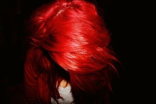 Miss my red!