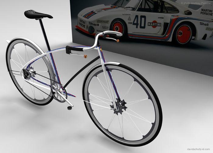 Porsche Bike Concept Porsche Bike Bicycle
