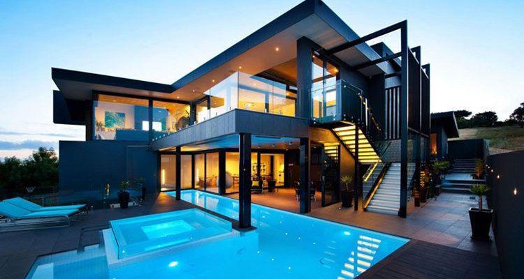 20 Stupende Case Dal Design Moderno Casa Design