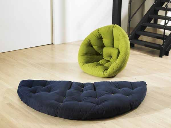 Futon Mattress And Space Saving Ideas, Transformer Furniture For Small Rooms
