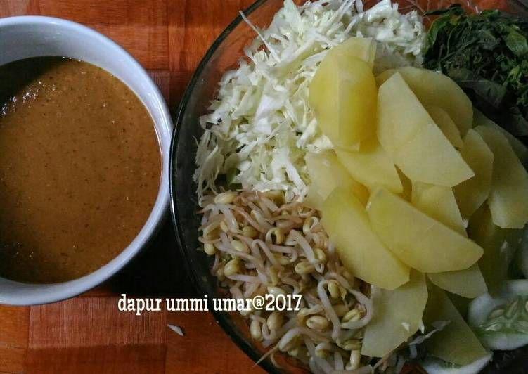 Resep Pical Pecel Sayuran Oleh Ummi Umar Resep Sayuran Resep