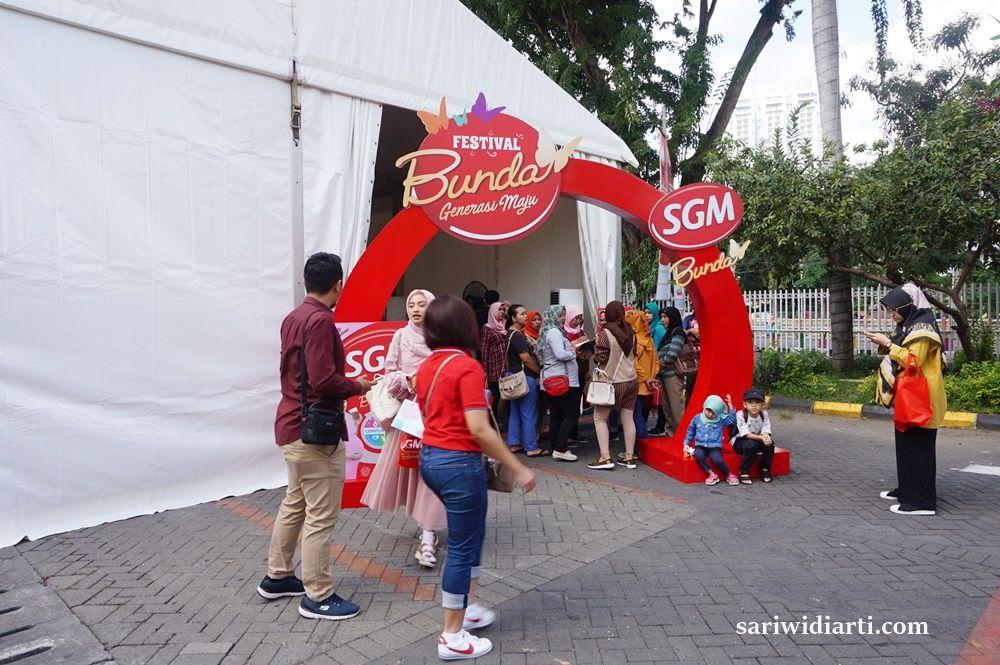 festival-bunda-sgm-di-surabaya