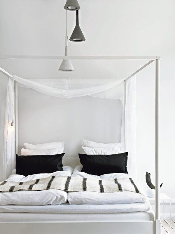Letto Baldacchino Edland Ikea.All Remodelista Home Inspiration Stories In One Place Scandi